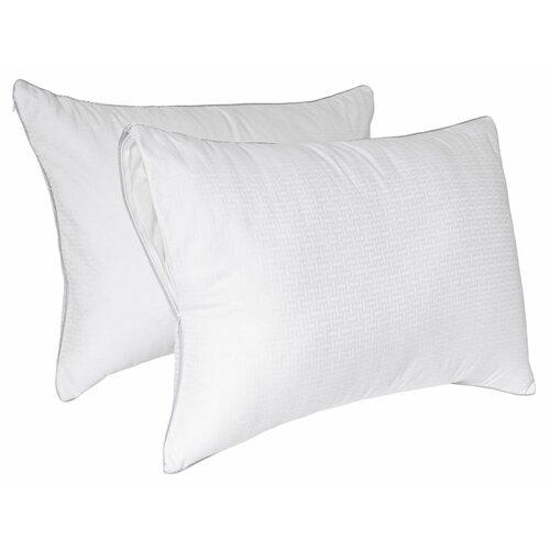 Tailor Fit Downier Fiberfill Zippered Pillow Enhancer