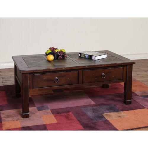 sunny designs santa fe coffee table reviews wayfair