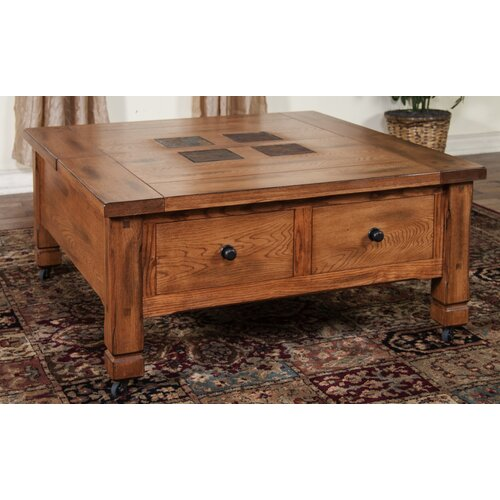 Sedona Coffee Table with Lift Top