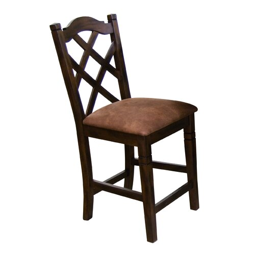 "Sunny Designs Santa Fe 24"" Barstool with Cushion"