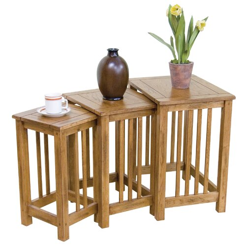 Sedona 3 Piece Nesting Tables