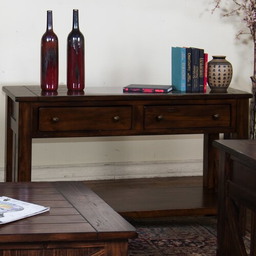 Ranch House Console Table