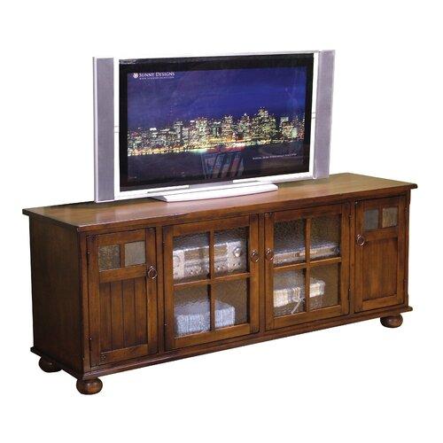 """Sunny Designs Sante Fe 72"""" TV Stand"""