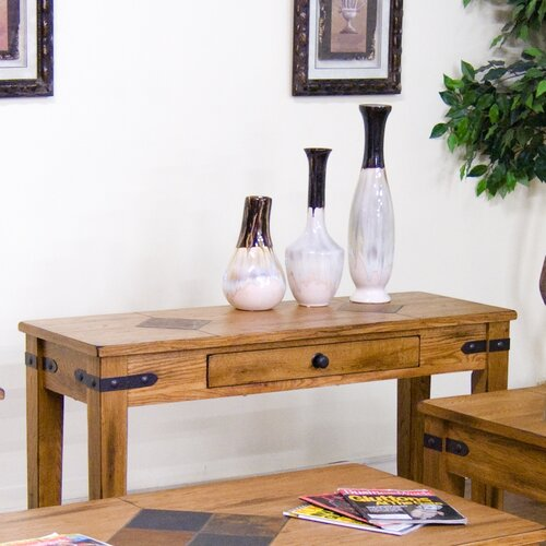 Sedona 1 Drawer Console Table
