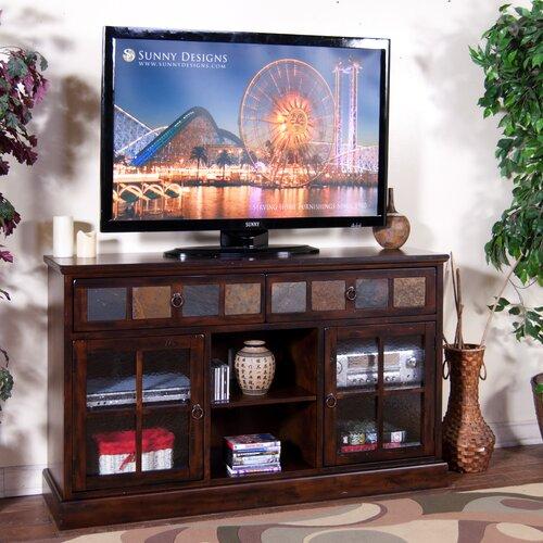 """Sunny Designs Sante Fe 60"""" TV Stand"""