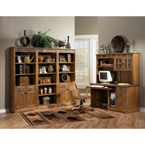 """Sunny Designs Sedona 36"""" H x 58"""" W Desk Hutch"""