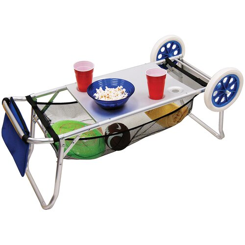 On The Edge Marketing All in One Aluminum Dolly / Folding Table