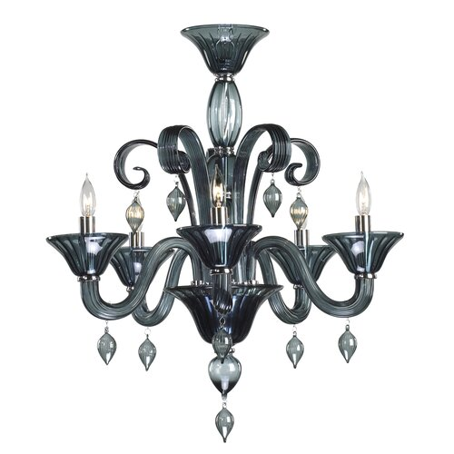 Treviso 5 Light Chandelier