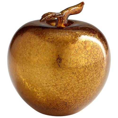 Cyan Design Apple Sculpture