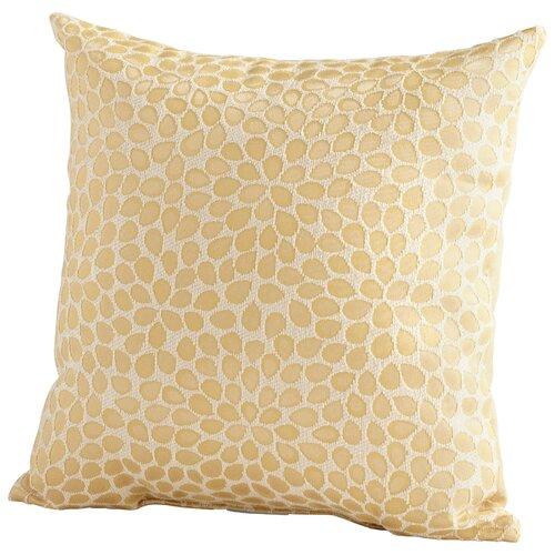 Cyan Design Geranium Pillow