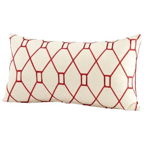 Cyan Design Obstruction Pillow
