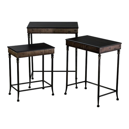 Empire 3 Piece Nesting Tables