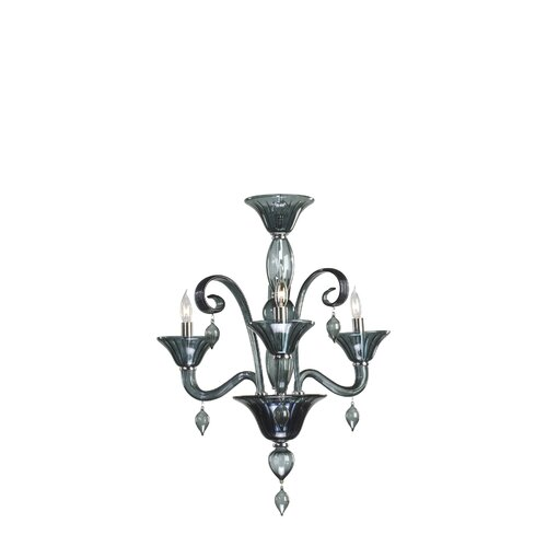 Cyan Design Treviso 3 Light Chandelier