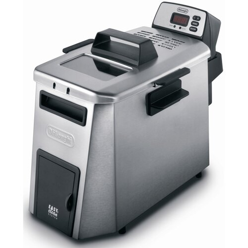 Dual Zone 4 Liter Deep Fryer