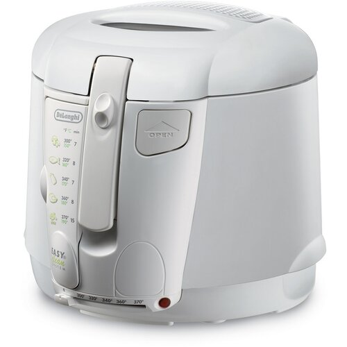 2 Liter Deep Fryer with Adjustable Thermostat