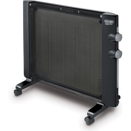 DeLonghi Mica 1,500 Watt Flat Panel Radiator Space Heater with Adjustable Thermostat