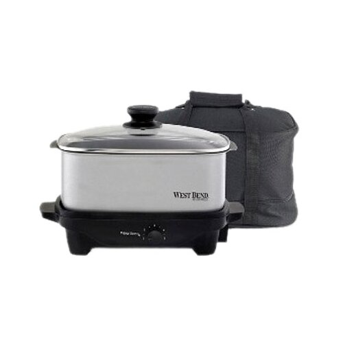 West Bend 5-Quart Slow Cooker