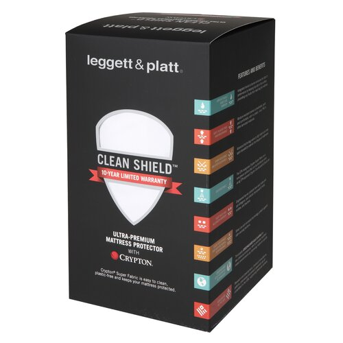 Clean Shield Pillow Protector