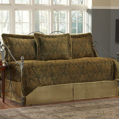 Southern Textiles Manchester Ensemble 5 Piece Daybed Set