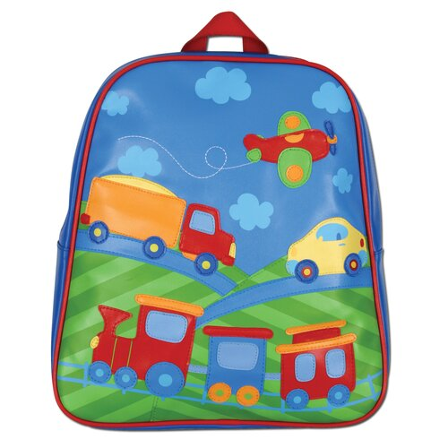 Transportation Go-Go School Backpack