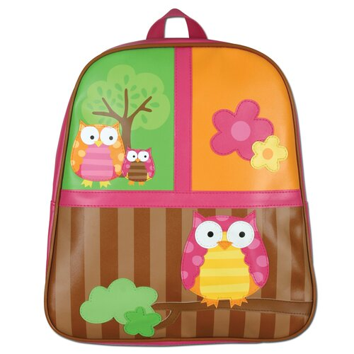 Owl Go-Go School Backpack
