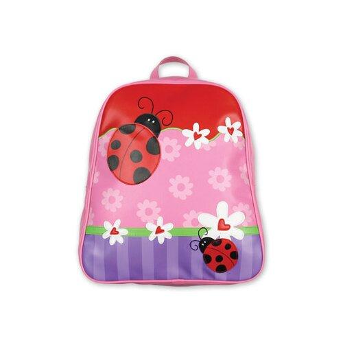 Stephen Joseph Ladybug Go-Go School Backpack