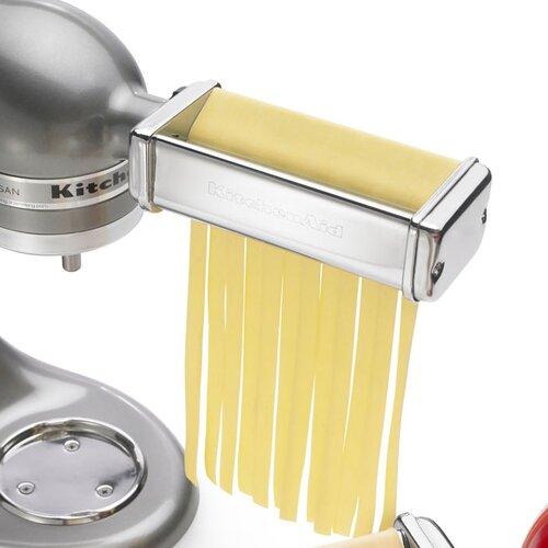 Pasta excellence attachment set wayfair for Kitchenaid 6 set