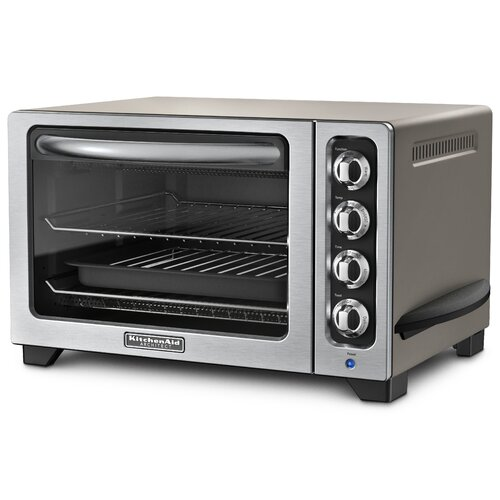 "KitchenAid 12"" Countertop Toaster Oven"