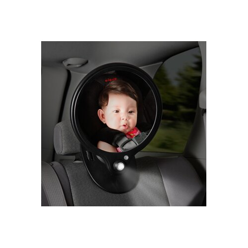 Brica Easy View Plus Back Seat Mirror with Light