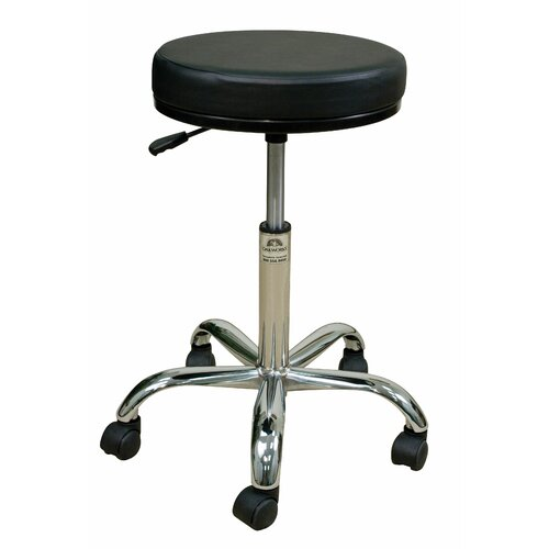 Professional Stool with Round Swivel Seat