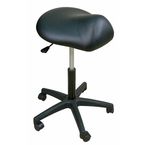 Oakworks Premium Saddle Stool