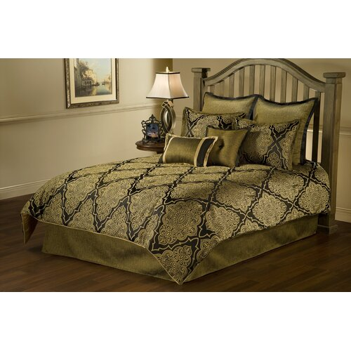 Wildon Home ® Greenwich 8 Piece Comforter Set