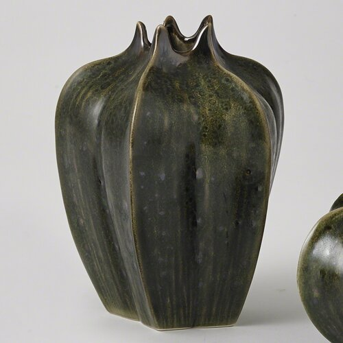 Mini Star Fruit Tall Vase