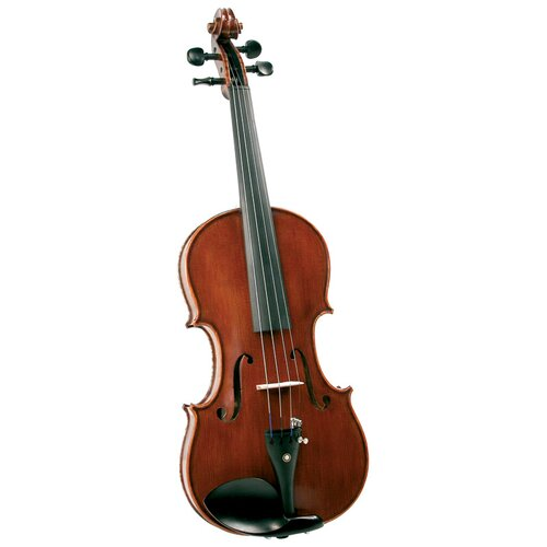 Saga Cremona Maestro Master Violin in Dark Brown