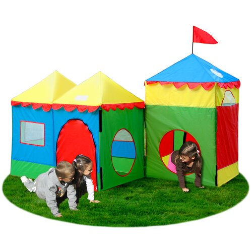 GigaTent Camelot Village Play Tent