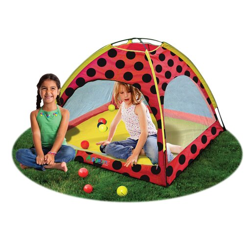GigaTent Lady Bug Play House