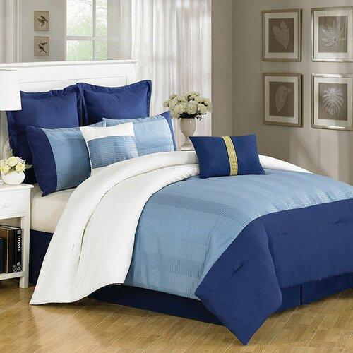 Harmony 8 Piece Comforter Set