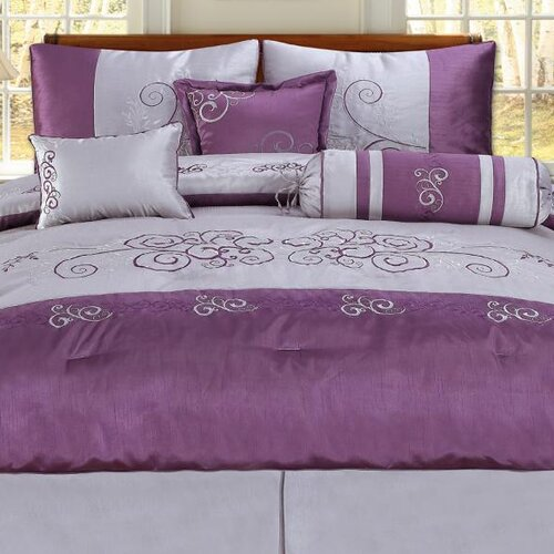 Terryville 7 Piece Comforter Set
