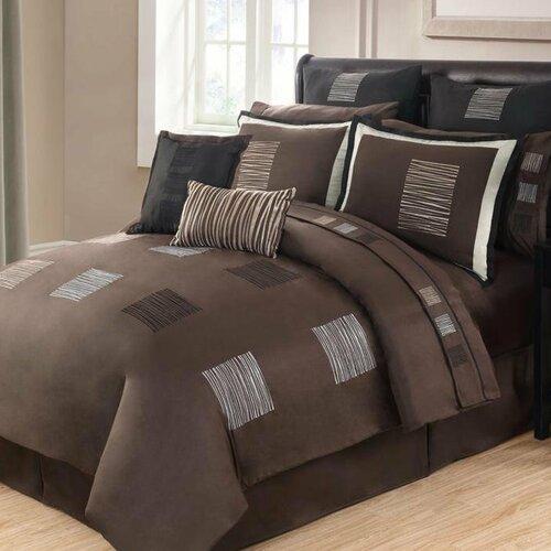 Baliresort 8 Piece Comforter Set