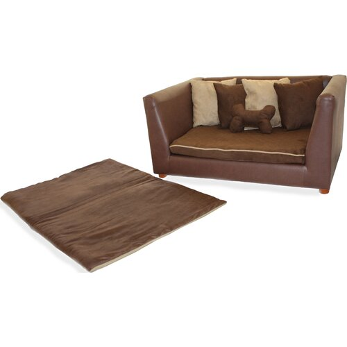 Fantasy Furniture Deluxe Orthopedic Memory Foam Dog Chair Set