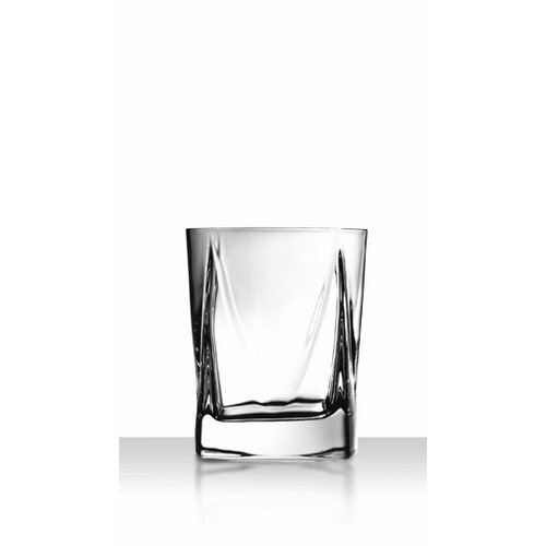 Luigi Bormioli Alfieri Double Old Fashioned Glass