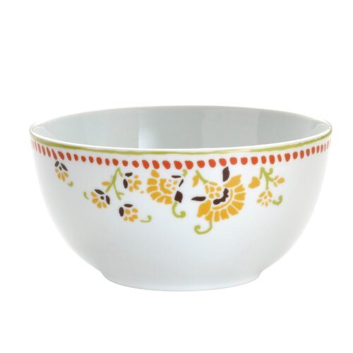 "Rachael Ray Dinnerware Paisley 5.5"" Cereal Bowl"