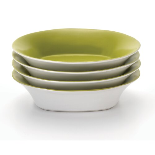 Rachael Ray Round and Square Soup/Pasta Bowl