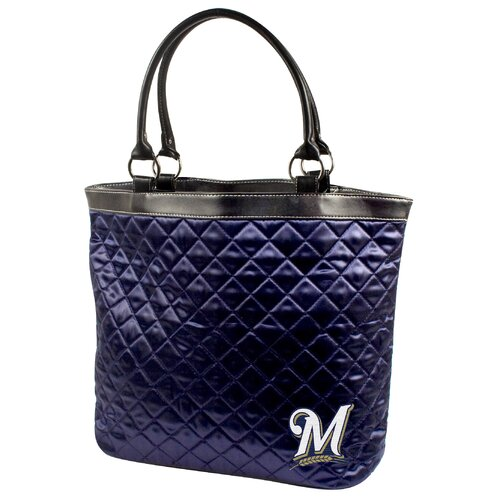 Little Earth MLB Quilted Tote Bag