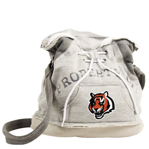 "Little Earth NFL 16"" Hoodie Travel Duffel"