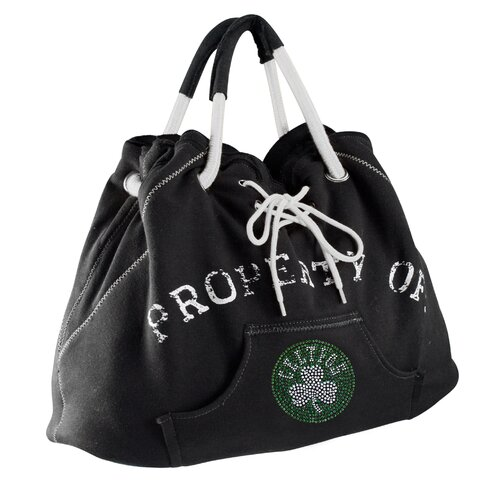 Little Earth NBA Sport Noir Hoodie Tote Bag