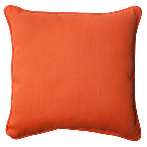 Pillow Perfect Sundeck Corded Throw Pillow