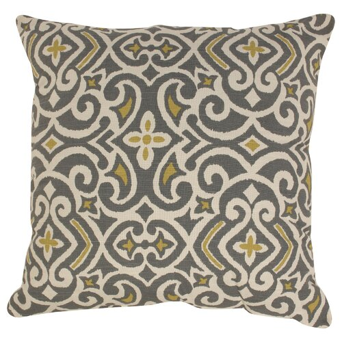 Pillow Perfect Damask Floor Pillow