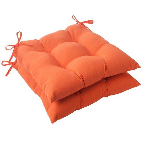 Sundeck Tufted Seat Cushion (Set of 2)