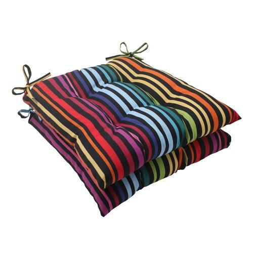 Godivan Tufted Seat Cushion (Set of 2)